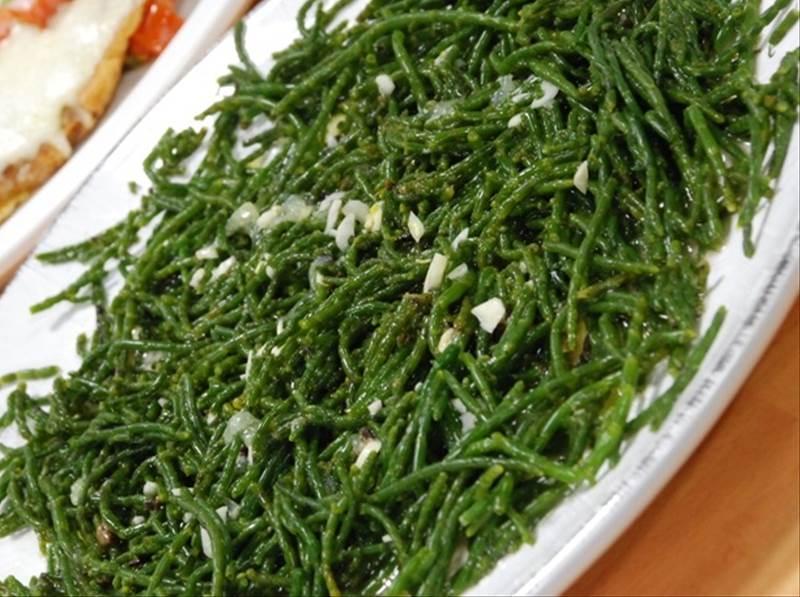 Deniz Börülcesi Salatası Tarifi