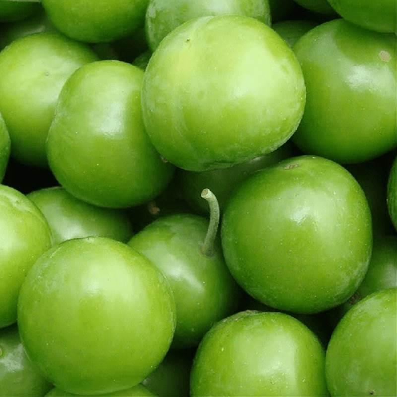 Yeşil Erik Kaç Kalori