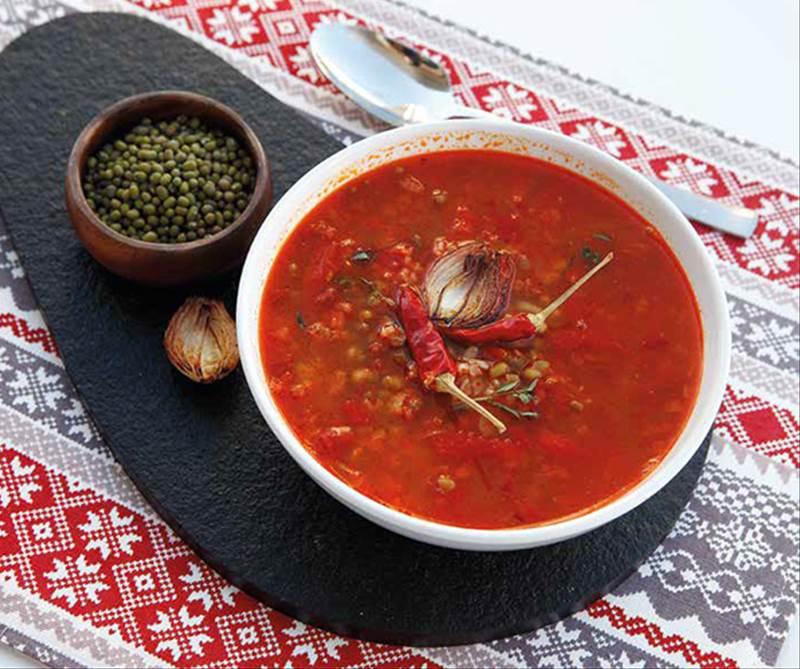 Maş Çorbası – Gaziantep Yöresi Tarifi