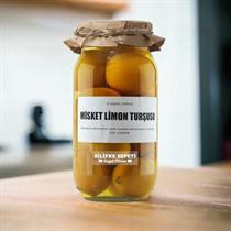 Misket Limon Turşusu